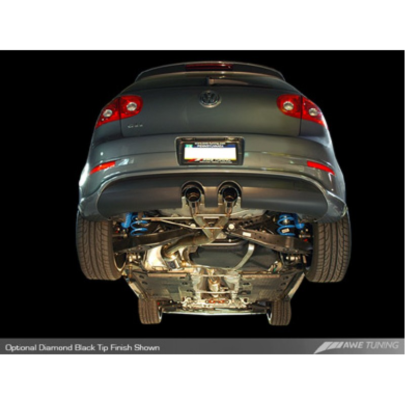 Awe Tuning Mk5 R32 Style Performance Exhaust System: Mk5 Golf Gti Exhaust At Woreks.co