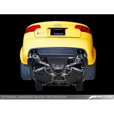 AWE Tuning RS4 Touring Edition Exhaust
