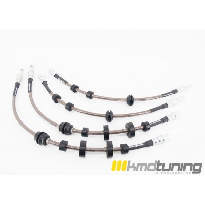 KMD Tuning Stainless Steel Brake Line- Kit