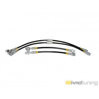 KMD Tuning Stainless Steel Brake Line - Kit