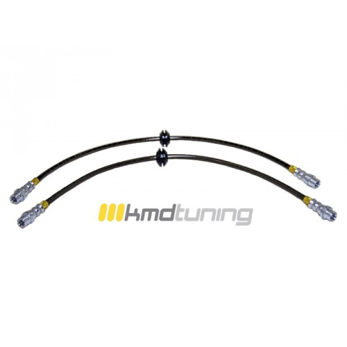 KMD Tuning Stainless Steel Brake Line - Front Kit